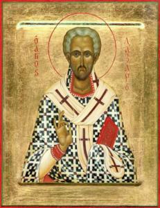 Святой Лазарь Четверодневный - друг Господень
