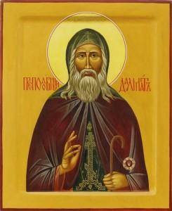 Святой Преподобный Далмат Исетский