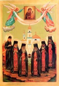 Святые Преподобномученики Раифские