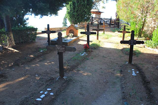 Афонское кладбище