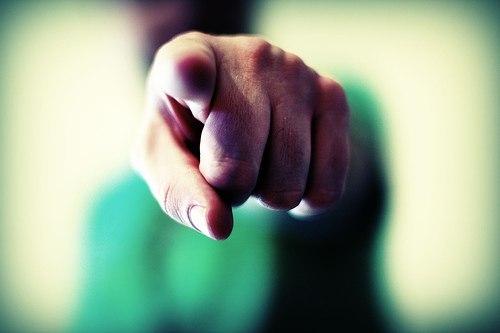 Осуждая других человек только усугубляет свое греховное состояние