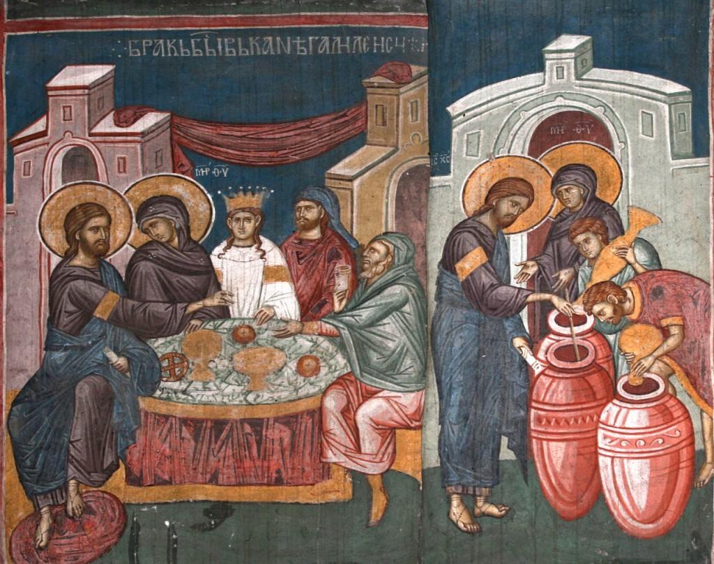 Брак в Канне Галилейской