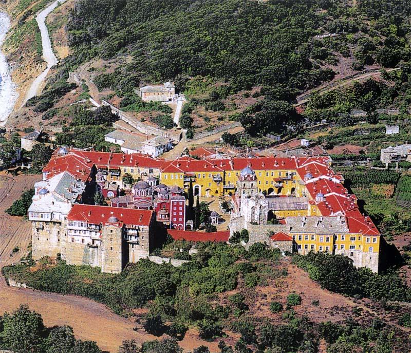 Иверский монастырь (Афон)