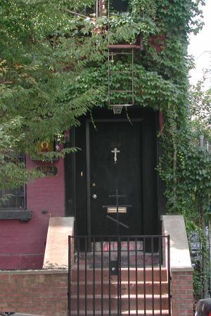 Монастырь Преподобной Марии Египетской (Нью-Йорк)