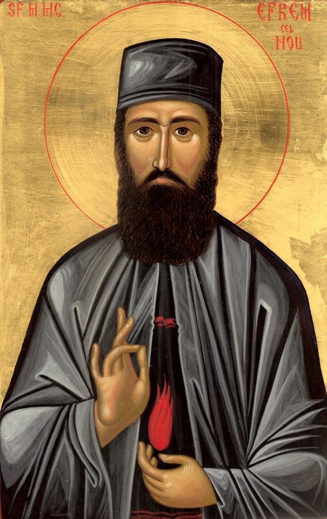 Преподобномученик Ефрем Нео-Макрийский