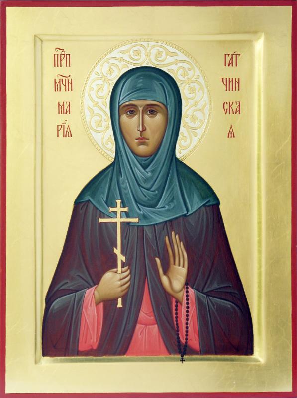 Преподобномученица Мария Гатчинская (в миру Лидия Александровна Лелянова)