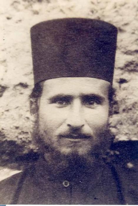 Старец Иосиф Ватопедский в молодости