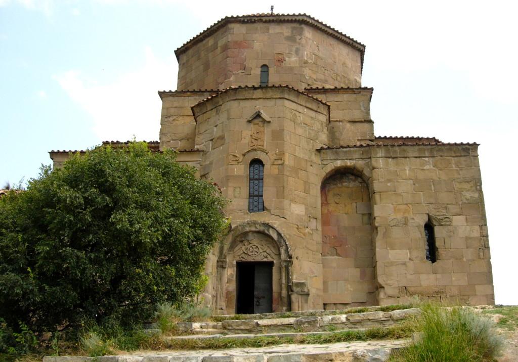 Джвари-монастырь Святого Креста