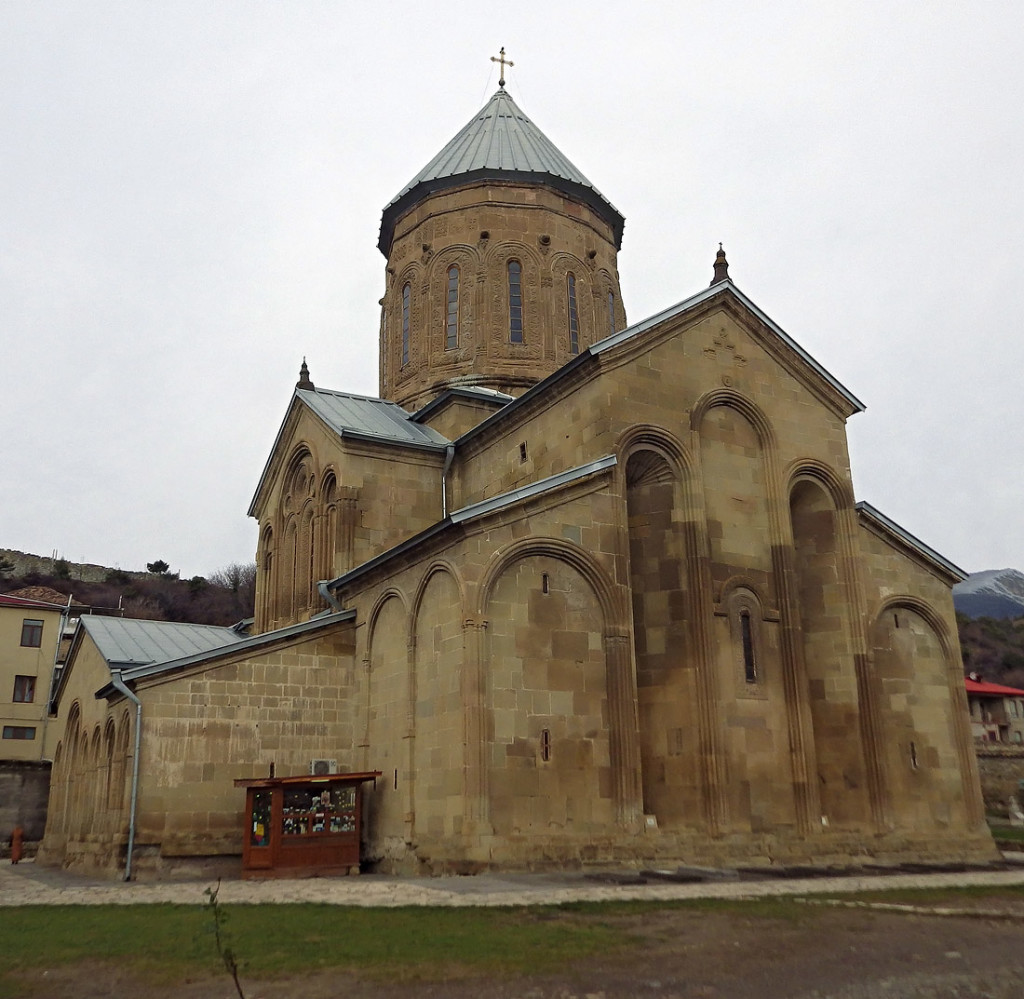 Монастырь святой Нины Самтавро