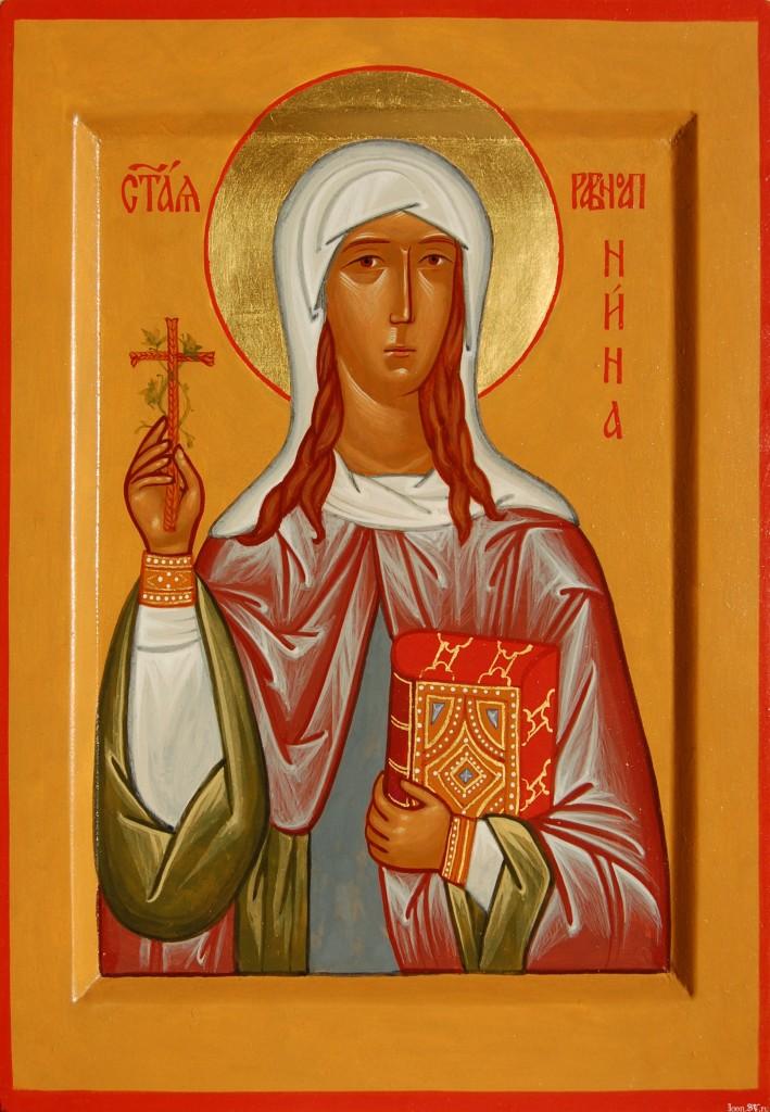 Святая Нина - просветительница Грузии