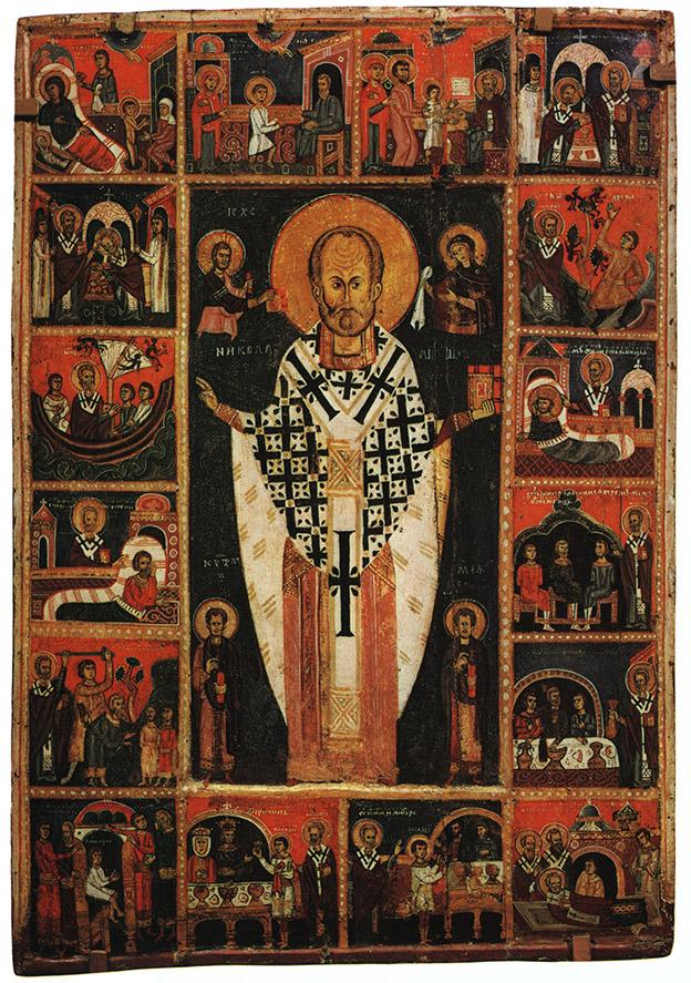 Жития Святителя Николая Чудотворца