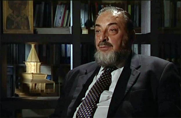 Председатель православного общества Скиния - Александр Бугаевский