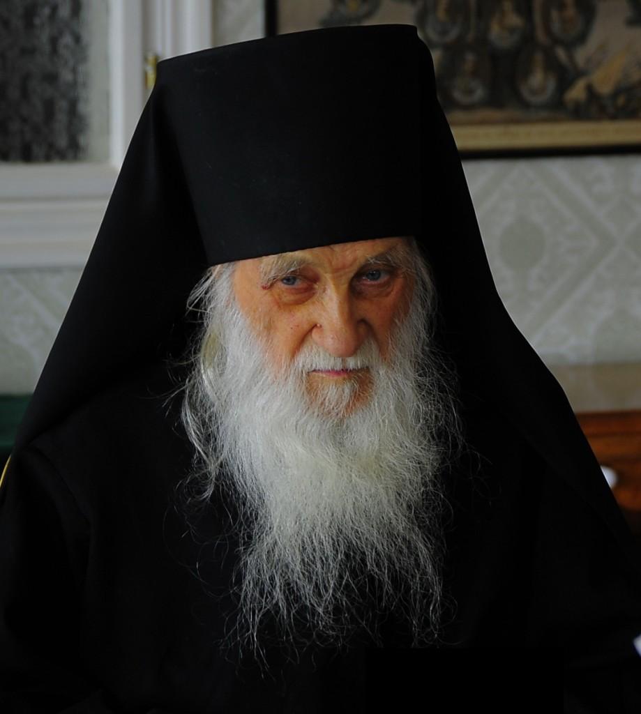 Архимандрит Иеремия (Алехин)