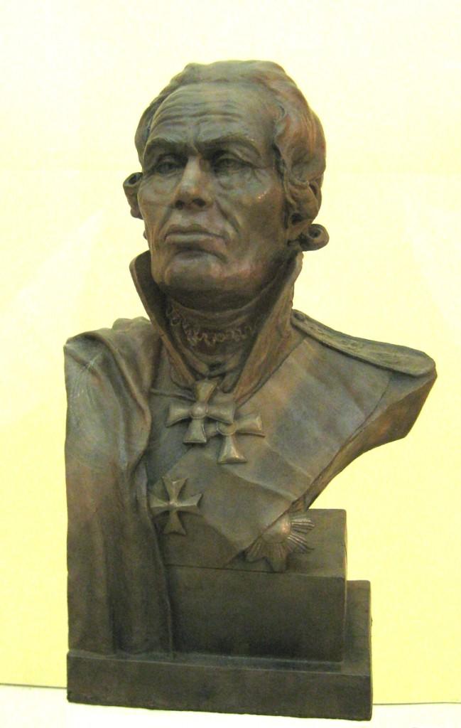 Реконструкция облика по черепу, академик М. М. Герасимов