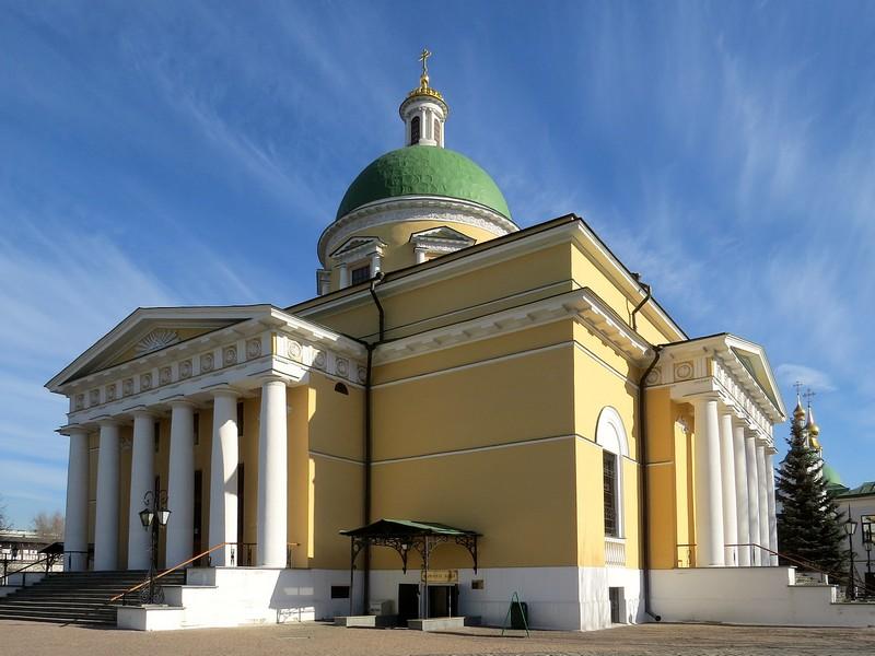 Троицкий собор Данилова монастыря
