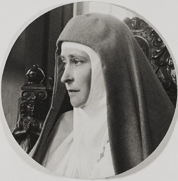 1912 г. Основательница Марфо-Мариинской обители