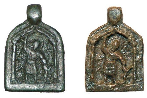 Древние образа Святого Никиты