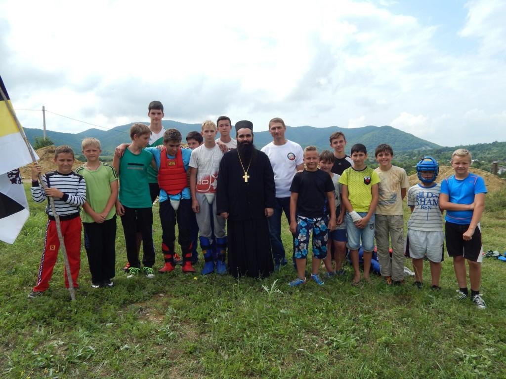 Молодежный клуб рукопашного боя Пересвет - город Геленджик