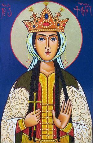 Великомученица Кетеван