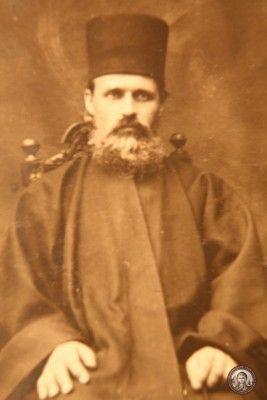 Русский афонский старец Никострат (Кириллов)
