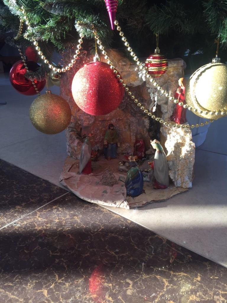 Поздравления с Рождеством в детском саду