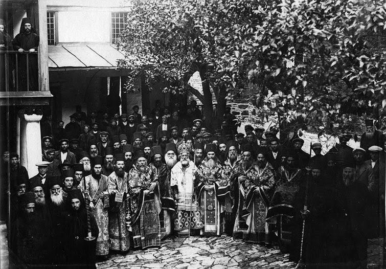 Панигир в Дохиаре 1927 год