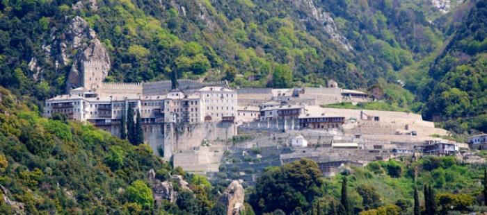 Монастырь Святого Павла (Афон)