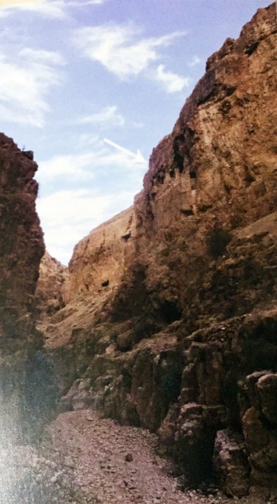 Пещера Иоанна Нового Хозевита (Житие, с. 62)