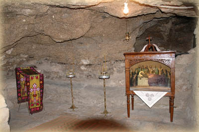Пещера трех волхвов