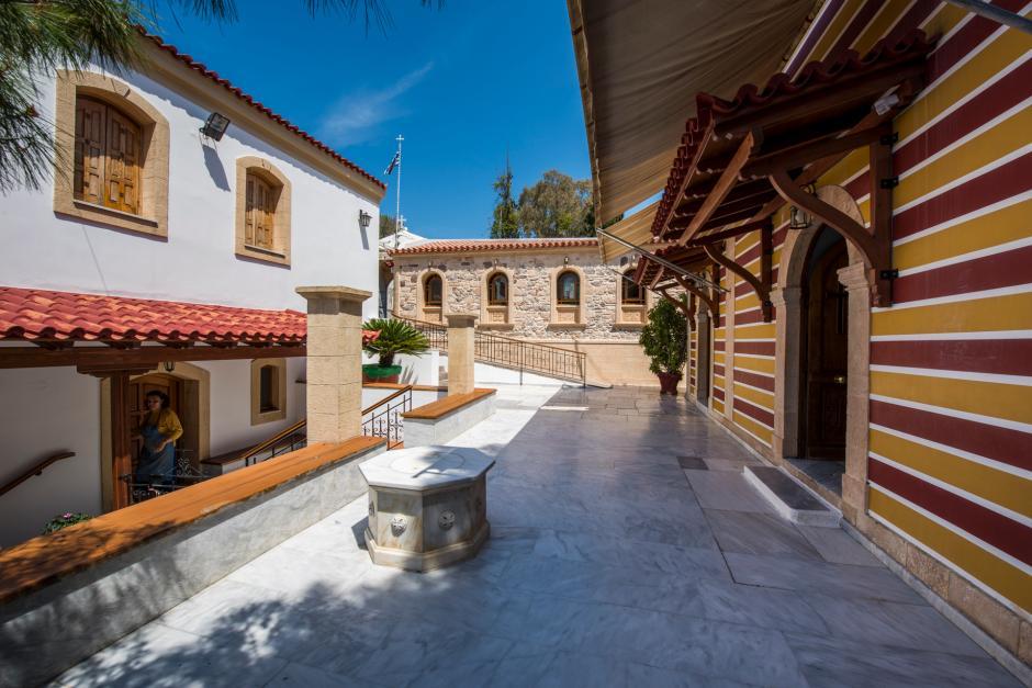 Эгинский монастырь