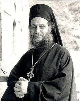Схиархимандрит Эмилиан (Вафидис)